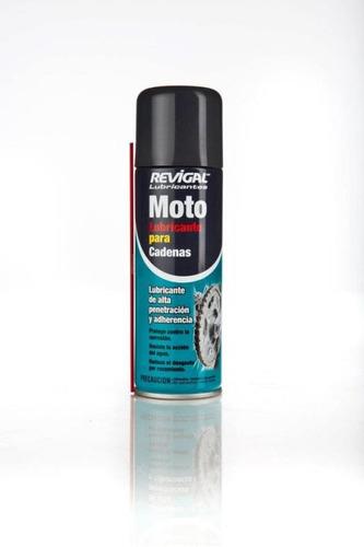 revigal  aceite cadena de motos 250cm3