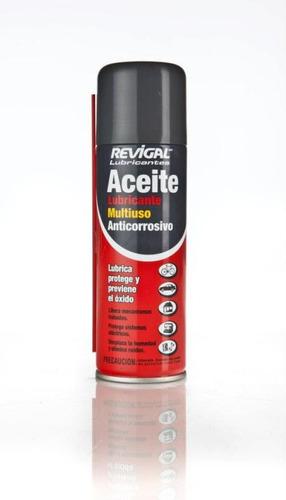 revigal  aceite lubricante multiuso anticorrosivo 250cc