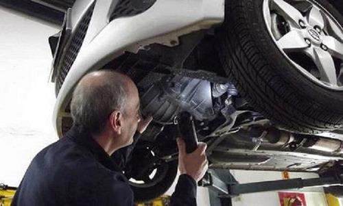 revisión mecánica antes de comprar un auto usado