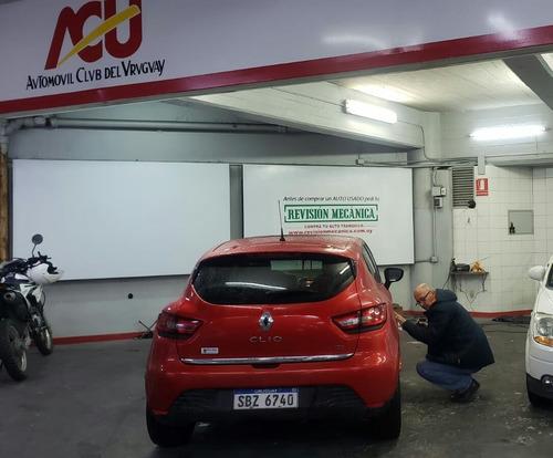 revisión mecánica antes de comprar un auto usado y garantía