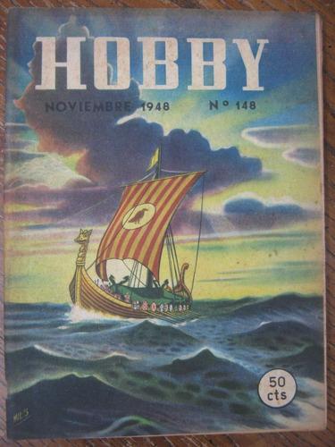 revista antigua argentina hobby nº 148