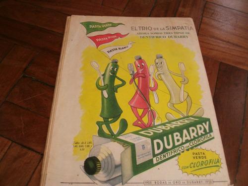 revista antigua  chabela 1955,tejido,bordado,costura,retro.