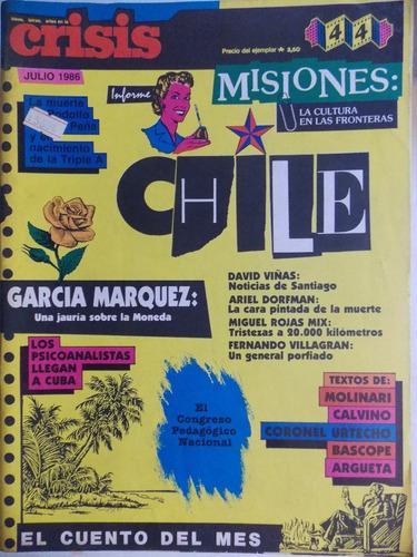 revista crisis, 2 época, actualidad cultural argentina nº 44