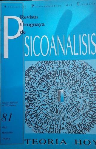 revista de psicoanalisis no.81