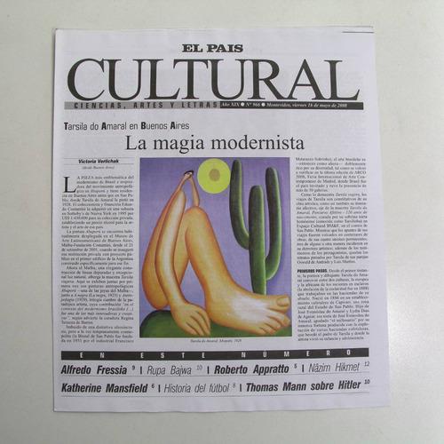 revista el país cultural suplemento de arte cultura