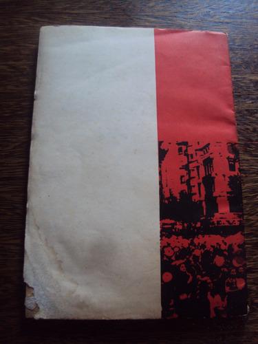 revista estudios 1968 balance año de luchas pacheco universi