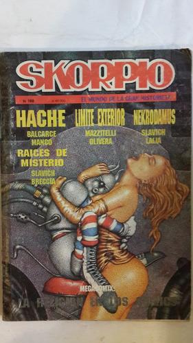 revista historieta argentina skorpio 188