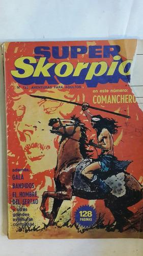 revista historieta argentina super skorpio 135