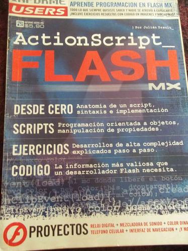 revista informe: flash actionscript  - 123ventas.com.uy