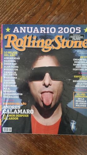 revista rolling stone nº 93