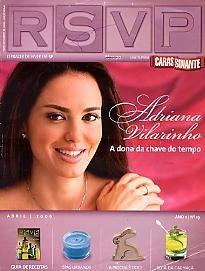 revista rsvp: adriana vilarinho!!