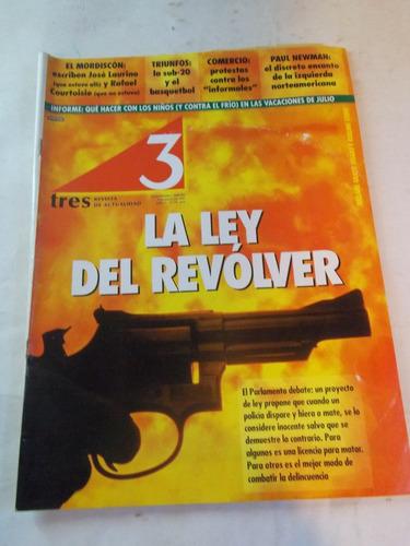 revista tres semanario uruguayo, dec 90, nº 74