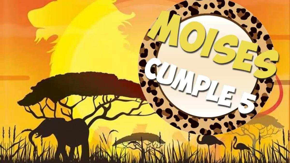 Rey Leon Video Tarjeta Invitación Cumpleaños Whatsapp Digita