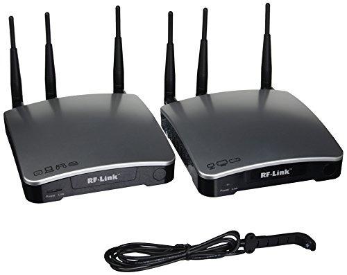 rf link whd 5001 wireless hd av transmitter and