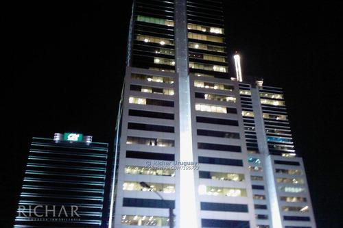richar uruguay ~ alquiler oficina 189 m2 en piso alto 4 gge