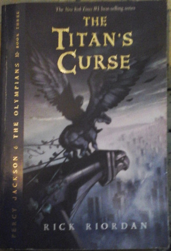 rick riordan, the titan's curse. english version.