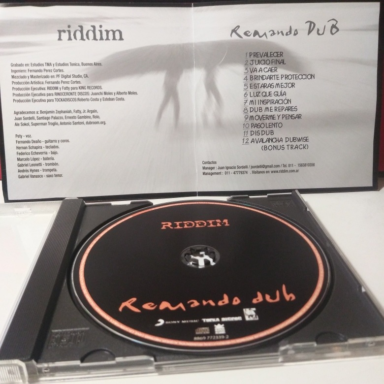 Riddim Remando Dub Reggae Instrumental King Records Ed Ar - $ 360,00