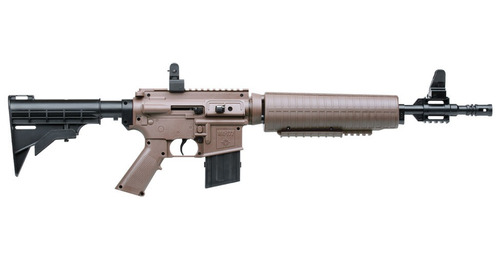 rifle m4-177 tan bombeo 4.5mm
