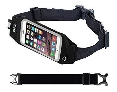riñonera deportiva con visor iphone 6 y 7 samsung varios mod