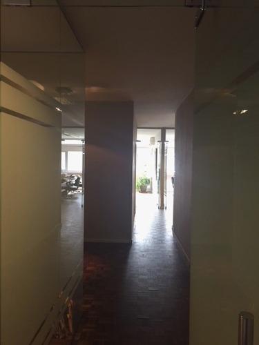 rio branco a metros de 18 - comoda oficina - 4 privados