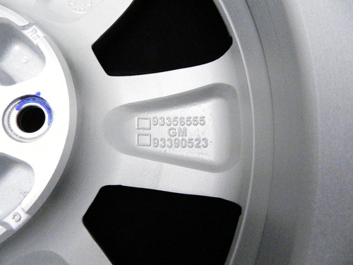 roda de liga aro 15 original montana sport nova serve tds gm