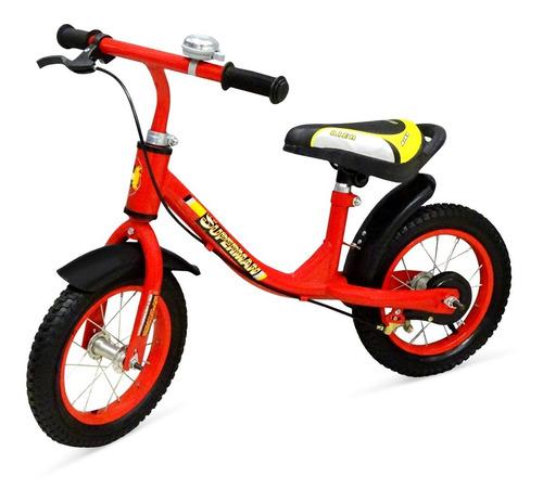rodados infantiles bicicleta metal sin pedal