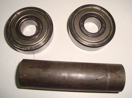 rolamentos e especador suzuki gs500
