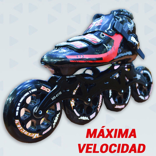 roller patines competicion profesional para correr