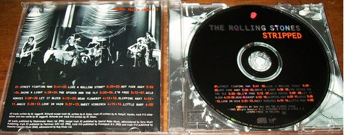 rolling stones lote x3cd hot rocks 1964-71+ stripped 95 live