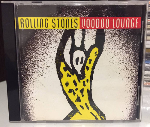 rolling stones - voodoo lounge ( made in u k )