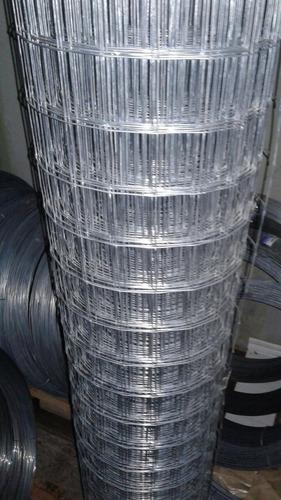 rollo malla electro soldada 2 mm. 25 x 1.5 metros.