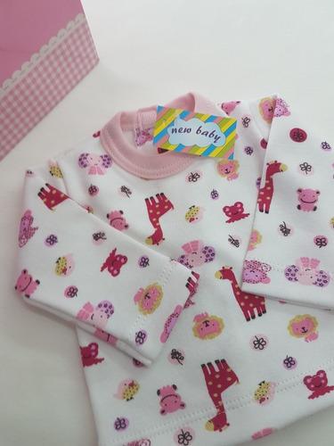 ropa prematuro new baby conjunto  algodón 100%