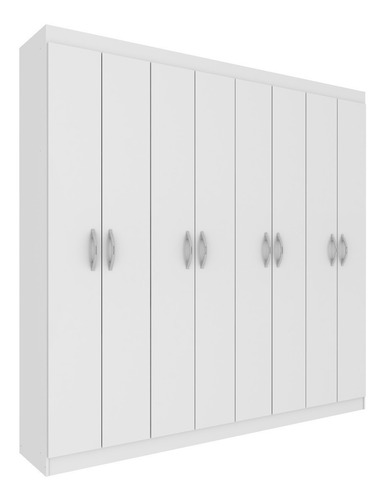ropero 8 puertas muchos estantes