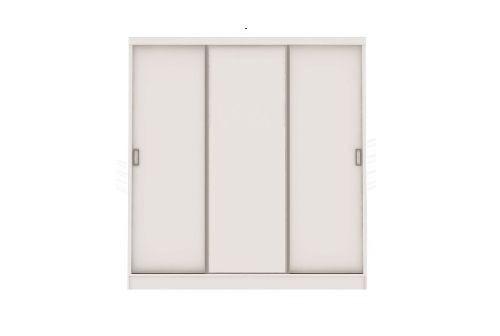 ropero placard 3 puertas corredizas - artico