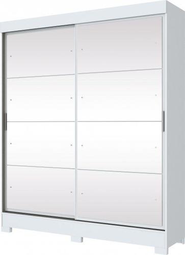 ropero placard dormitorio 2ptas corredizas espejos compramas