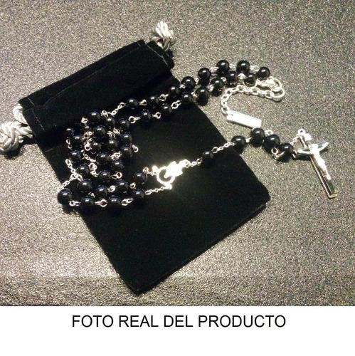 rosario plata y negro d&g!!! super moda y oferta!