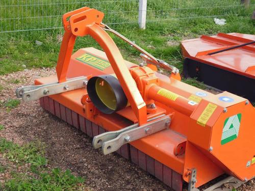 rotativa chirquera bufer picarrama trituradora desplazable