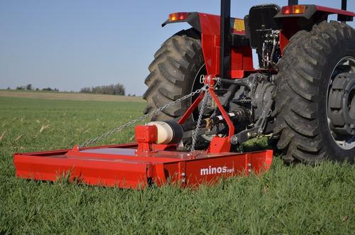 rotativa minos 1.80 mts maquinaria agrícola