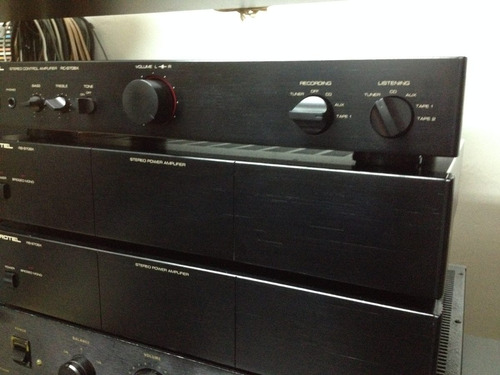 rotel rc-970 preamplifier -- rotel rb-970 bx power amplifier