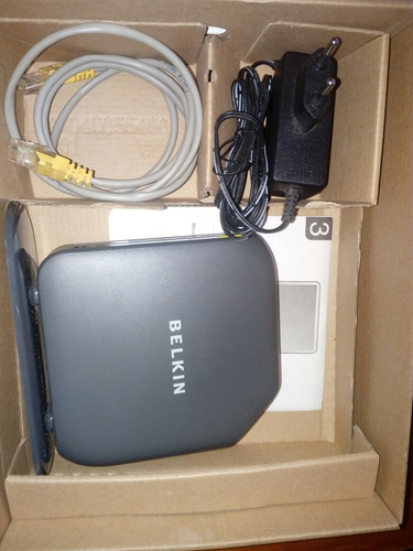 router belkin surf n300 impecable