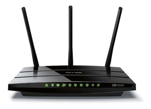 router tp link ac1200 archer c1200 5ghz 2.4ghz wireless nnet
