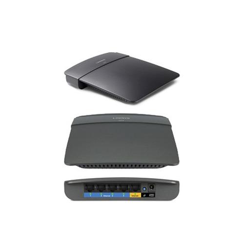 router wifi linksys e-900la - tecsys