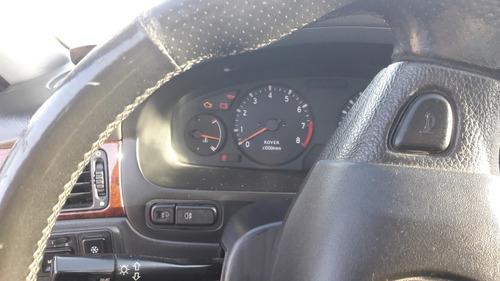 rover 45 sedan de alta gama escucho oferta debo vender!!