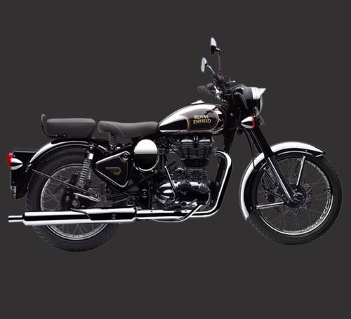 royal enfield 500cc cromada