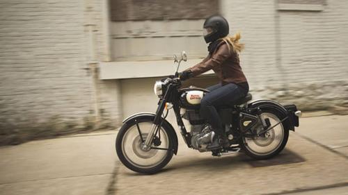royal enfield bullet 500cc | promoción | financiada !