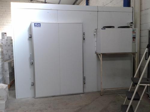 rude cámara de frio de iso panel frigoríficas