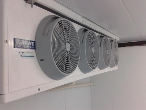 rude cámaras de frio  para congelar y mantenimiento