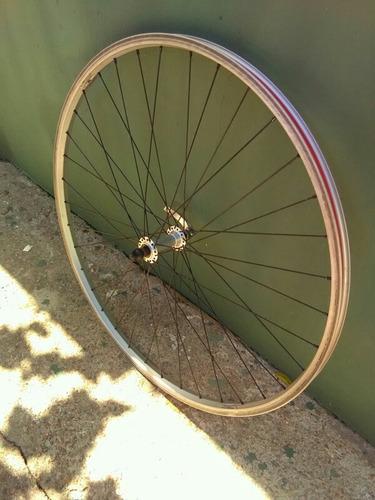 rueda delantera rodado 28