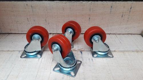 rueda giratoria cajones feria pallets decoracion