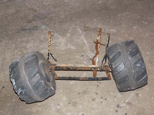 ruedas de motos a bateria repuestos